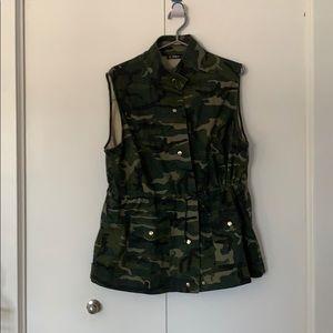 Jackets & Blazers - Army vest